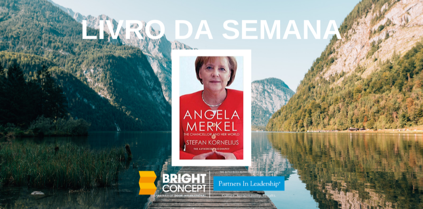 Book of the week - Angela Merkel