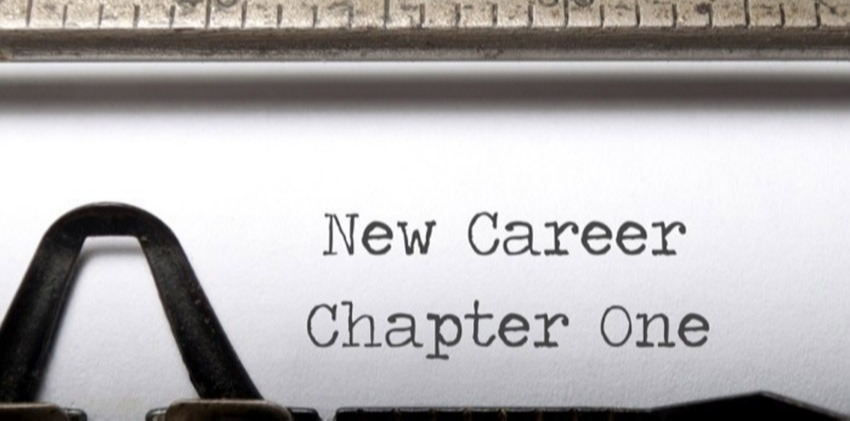 Career Change: Step Back or ... Step Forward?
