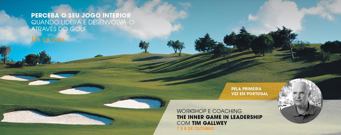 """Bright Concept convida Tim Gallwey para vir a Lisboa fazer o Workshop """"O jogo interior da Liderança"""""""